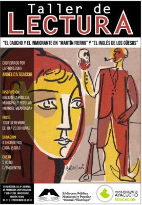 literatura gauchesca 2016